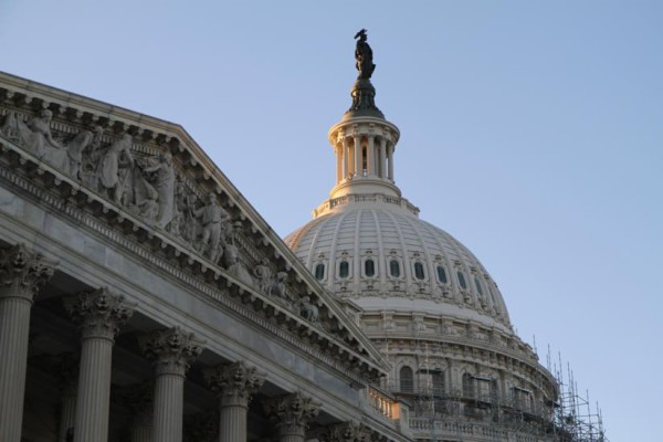 Capitol building and dome