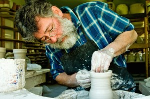 Dan Finnegan (Photo via danfinneganpottery.com)