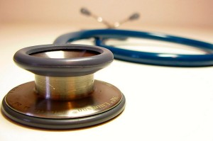 Stethoscope (Photo via Flickr/lidor)