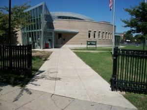 King Greenleaf Recreation Center