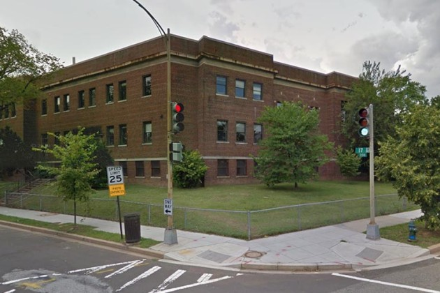 Eastern Branch Boys and Girls Club building (Photo via Google Maps)