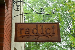 Radici Sign