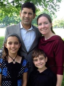 Pranav Badhwar and family (Photo courtesy of Pranav Badhwar)