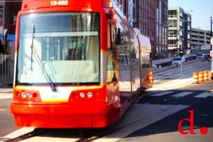 D.C. Streetcar (Photo via DDOT)