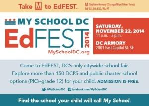 EdFEST (Photo via My School D.C.)