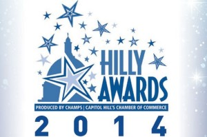 Hilly Awards (Photo via CHAMPS)