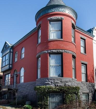 101 E St. SE (Photo courtesy of Capitol Hill Restoration Society)