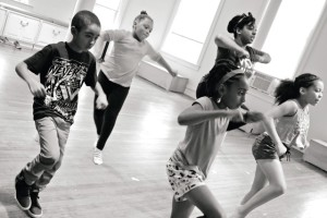 Children dancing (Photo courtesy of Capitol Hill Arts Workshop)