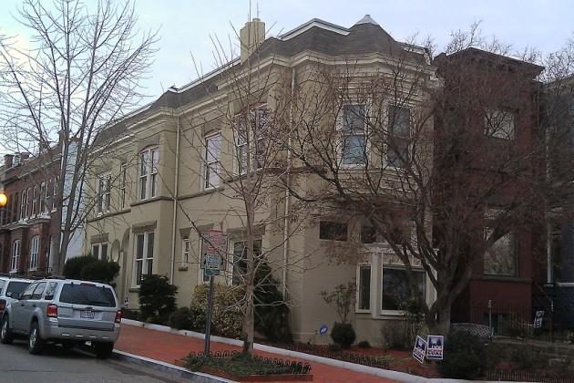 101 Duddington Place SE (Photo courtesy of Capitol Hill Restoration Society)