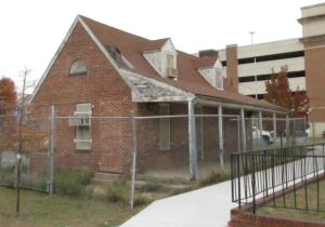 Lincoln Playground Field House (Photo via Historic Preservation Review Board)