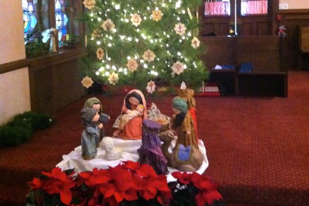 Capitol Hill Presbyterian Church (Photo courtesy of Pastor Andrew Walton)