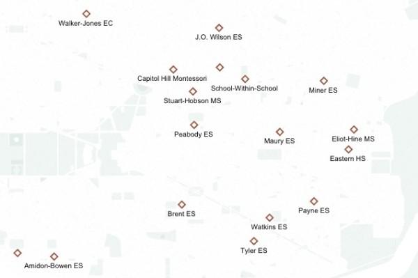 2015-2016 school data (Image via DCPSDataCenter.com)