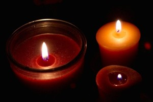 Candles (Photo via Flickr/curiouskiwi)