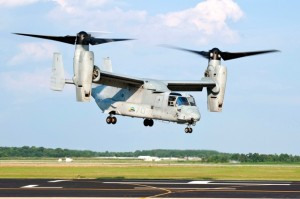 MV-22 Osprey (Photo via Flickr/U.S. Navy)
