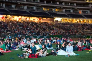 Opera in the Outfield (Photo via The Kennedy Center)