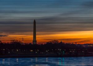 Sunrise (Photo via Flickr/trek22)