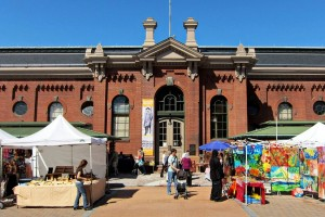 Eastern Market (Photo via Flicrk/NCinDC)