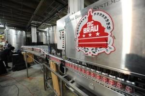 DC Brau factory (Photo via Facebook/DC Brau Brewing Company)