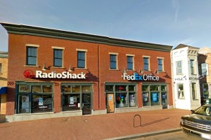 RadioShack on D Street SE (Photo via Google Maps)
