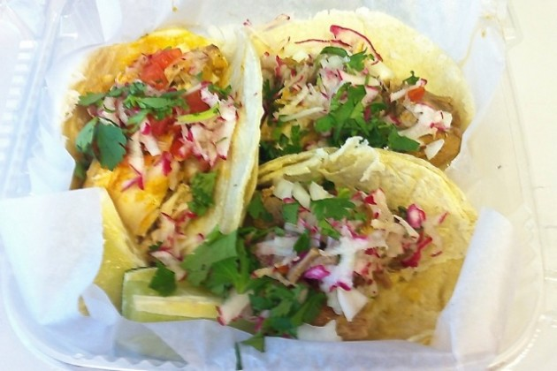 Chupacabra tacos (Photo via Flickr/justgrimes)