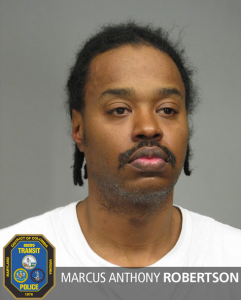 Marcus Anthony Robertson (Photo via Metro Transit Police)