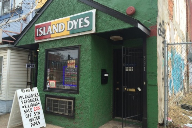 Island Dyes opened on H Street NE in June.