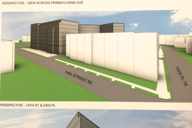 1401 Pennsylvania Ave. SE rendering