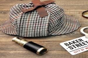 Detective gear for Escape Artist activities (Photo via Escape Artist)