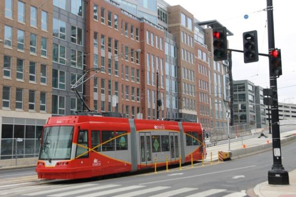 H Street streetcar