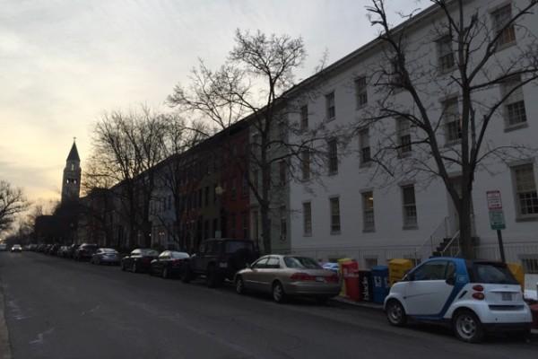 C Street SE