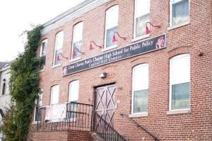 Capitol Hill campus of the Cesar Chavez Public Charter Schools for Public Policy (Photo via MySchoolDC.org)