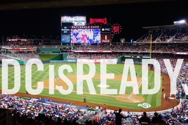 Nationals All-Star Game campaign (Photo via Nationals)
