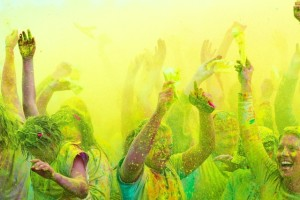Color Vibe 5K (Photo via Facebook/Color Vibe)