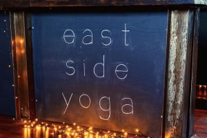 East Side Yoga (Photo via East Side Yoga)