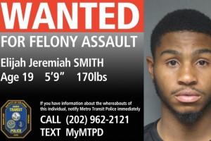 Elijah Smith (Photo via Metro Transit police)
