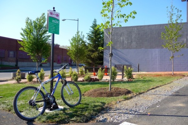 Metropolitan Branch Trail (Photo via Wikimedia/TrailVoice)