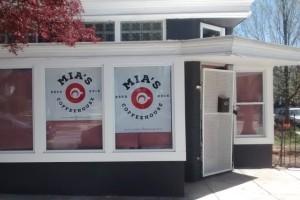 Mia's Coffeehouse (Photo courtesy of Mia's Coffeehouse)