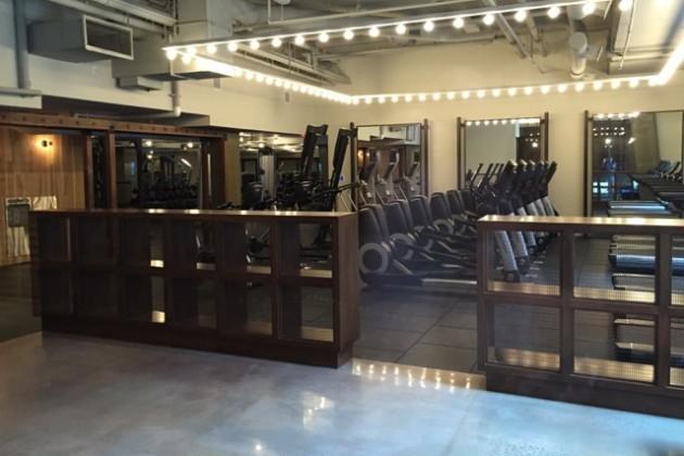 Station House gym