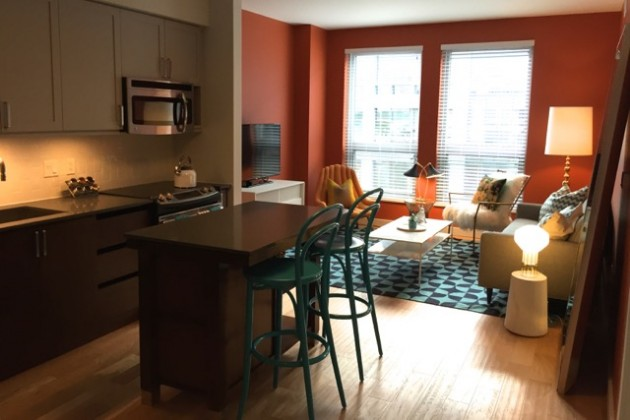 Station House apartment
