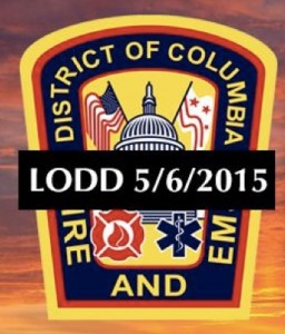 D.C. Fire and EMS Department logo (Photo via D.C. Fire and EMS Department)