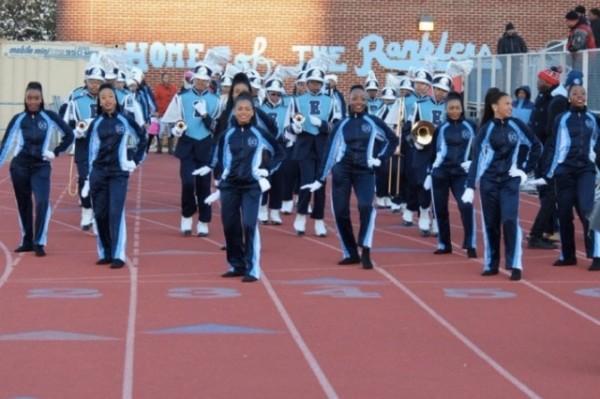 Eastern High School marching band (Photo via GoFundMe/eastern2va)