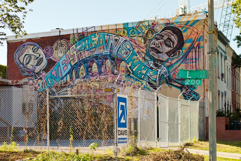 NoMa public art