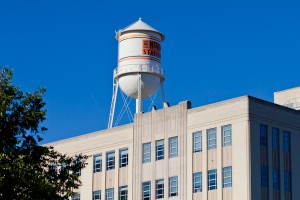 NoMa water tower