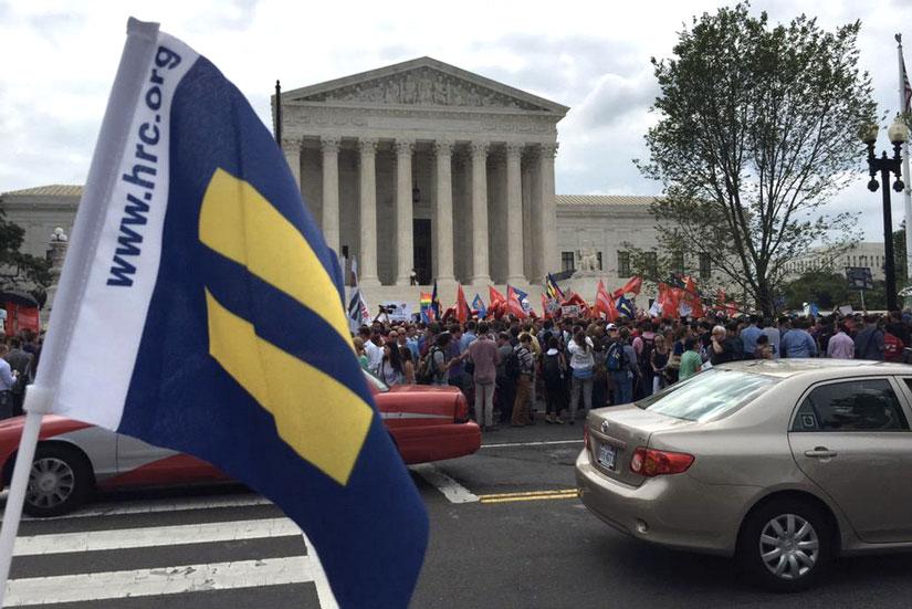 U.S. Supreme Court Building (Photo via Twitter/CharlesAllenW6)