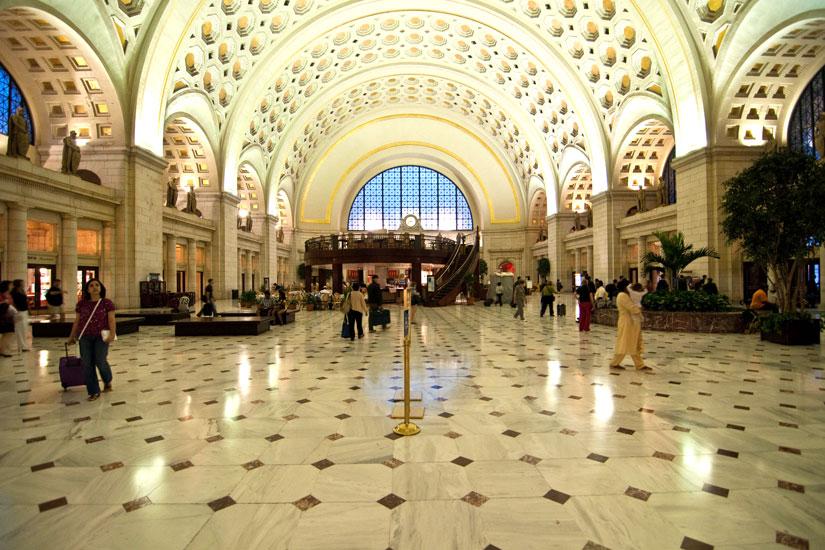 Union Station Main Hall (Photo via Flickr/Mark Fischer)