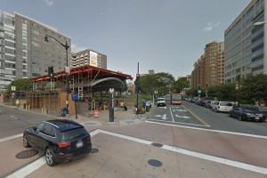 1100 block of New Jersey Avenue SE (Photo via Google Maps)