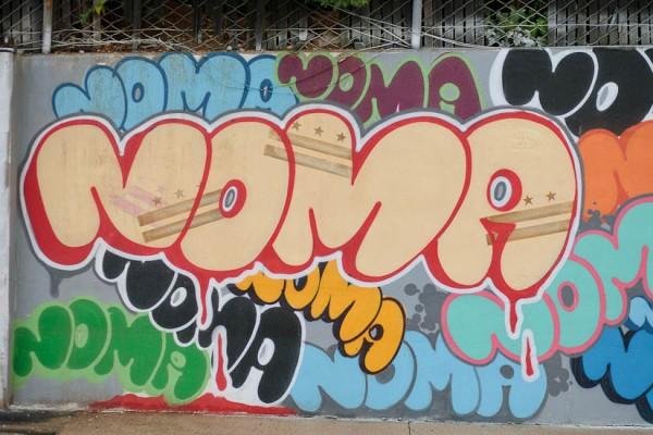 NoMa mural