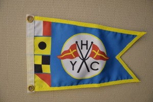 Capital Yacht Club flag (Photo via Facebook/Capital Yacht Club)