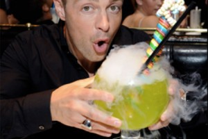 Actor Joey Lawrence at Sugar Factory (Photo via Sugar Factory)