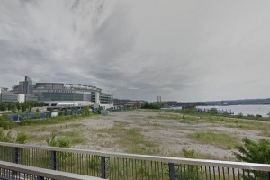 Bardo Riverfront's future location near Nationals Park (Photo via Google Maps)